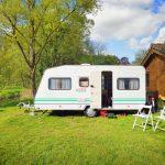 Een Camping bezoeken in de herfstvakantie