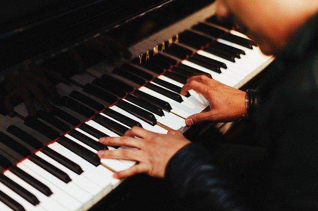 piano silent